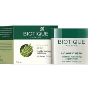 Крем Biotique из зародышей пшеницы Bio Wheat Germ