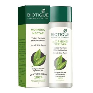 Увлажняющий лосьон Biotique BIO MORNING NECTAR Visibly Flawless Skin Moisturizer