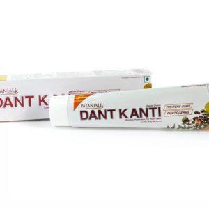 Зубная паста Patanjali Dant Kanti Аюрведическая